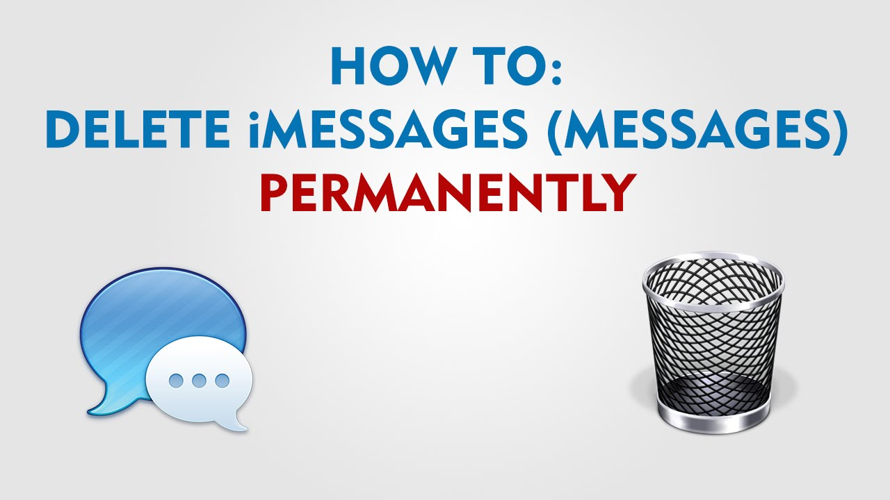 how to delete all messages in mac 4