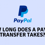 paypal transfer time