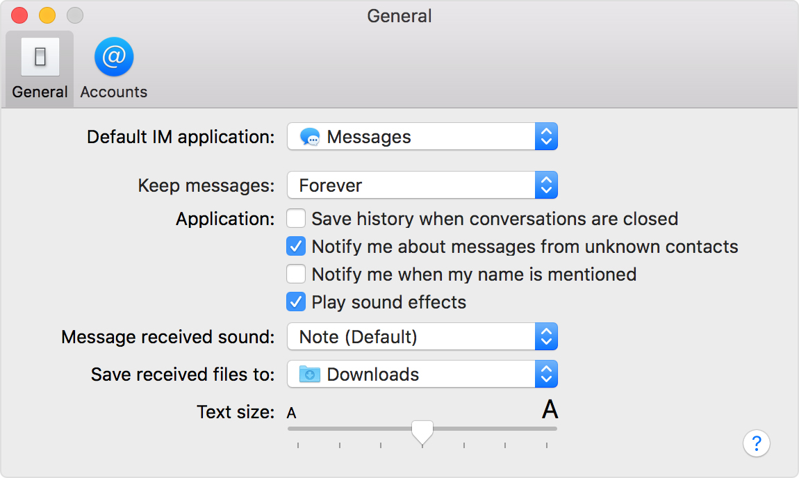 how do I delete all messages in mac
